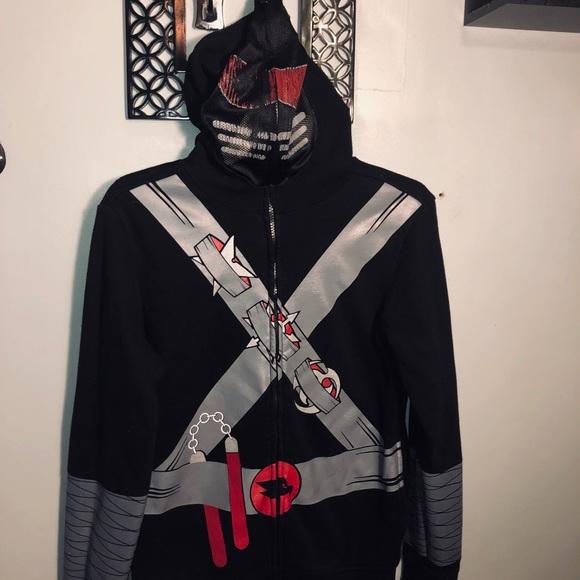 Tony Hawk Other - Tony Hawk boys hooded ninja sweatshirt